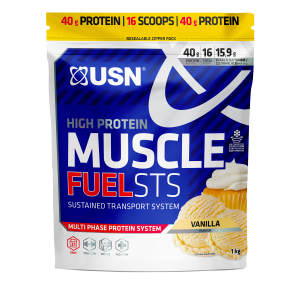 Muscle Fuel STS Vanilla